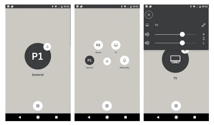 Gérez des aides auditives depuis un mobile