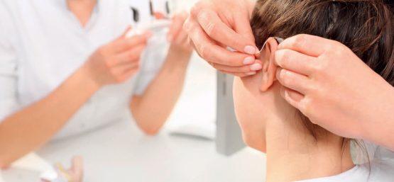Aides auditives sur mesure