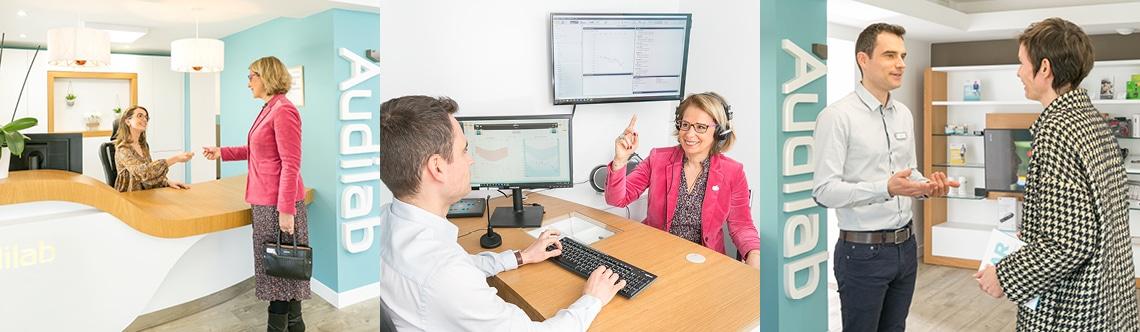 Audilab-centres auditifs